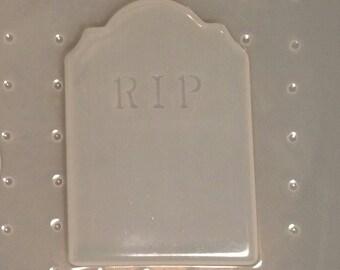 R.I.P Tombstone Mold