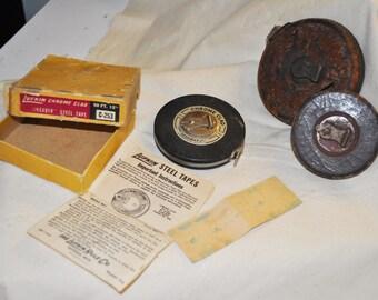 Vintage Tape Measure(s) - Lufkin