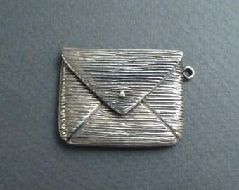 Sterling stamp case
