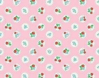 Strawberry Biscuit  by Elea Lutz C5103 Pink