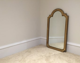 Vintage Mirror in Gilt Frame