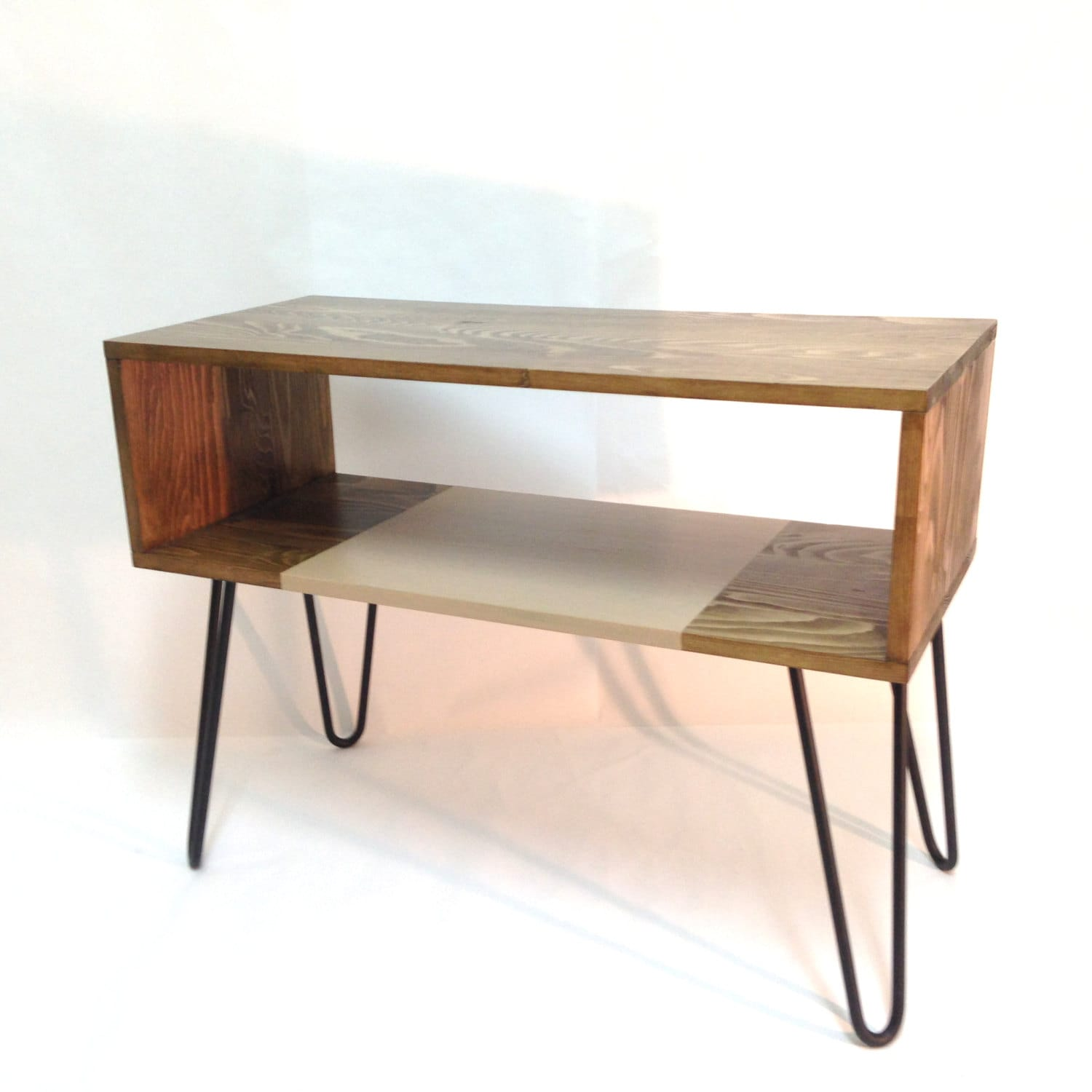Hairpin Leg Desk Console Table Coffee Table Midcentury Modern