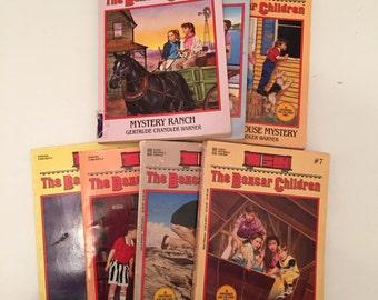 The Boxcar Children Books