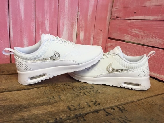 Nike Thea Blanche Strass