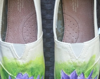 Custom Toms: Made to Order