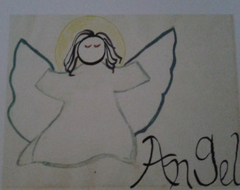 ANGEL CARDS in a pack of 10 with envelopes
