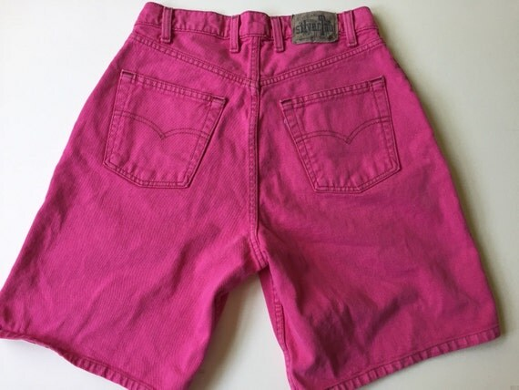 Image result for pink jorts