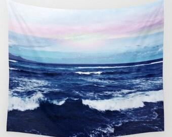 Ocean Wall Tapestry Yoga Meditation Mandala Wall Hanging