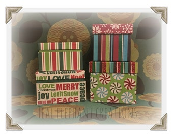 Gift Boxes for Ornaments
