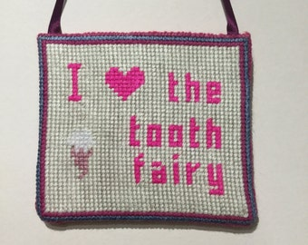 Hand made Tooth Fairy Pocket