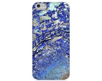 1300 CP // Blue Marble Gem iPhone 6 iPhone 6 Plus iPhone 5 Samsung Galaxy S5 S6 Phone Case Custom Personalize Monogram