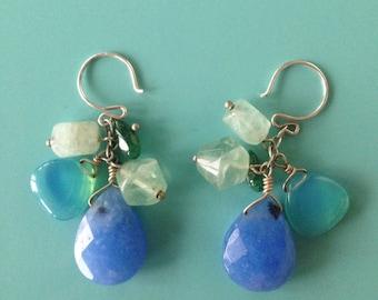 Blues Little Bit Earrings