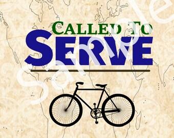 Missionary Postcards
