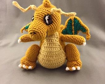 Pokemon Plushy: Dragonite