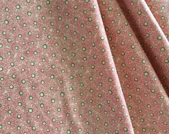 Free Spirit Jenean Morrison In My Room Hideaway PWJM077 Pink BTY (by the yard)