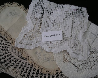 1 Lace Doilies  Pack #1