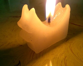 Environment candle. Set of 10 pieces
