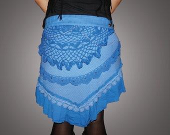 Nymph Skirt - Royal Blue