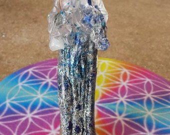 Virgin Mary Orgonite