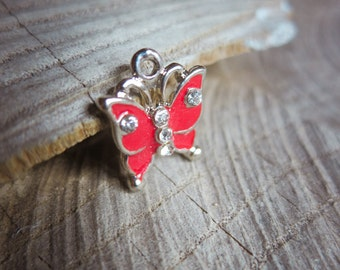 Butterfly Pendant Charms ~1 pieces #100994