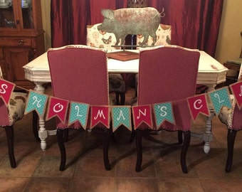 Teacher Classroom Name/Teacher Name/Classroom Bunting/Classroom Decor