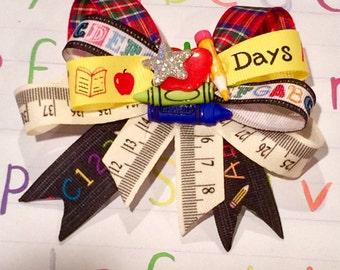 School Days Bow