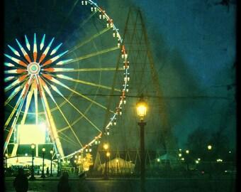 Paris by Night Ferris Wheel