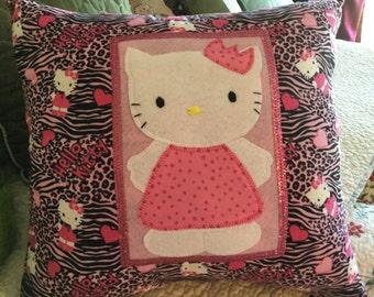 Hello Kitty Pretty Pillow