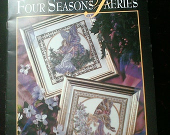 Teresa wentzler. Four seasons faeries booklet Inc. 4 beautiful fairy charts