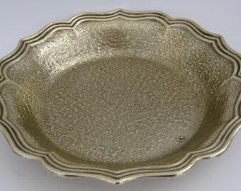Decorative Bronze Bowl