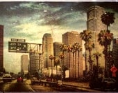 Downtown Los Angeles artw...