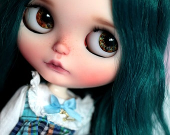 Eyechips for Blythe dolls by Donna No.R-24