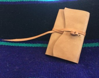 Kangaroo Hide Bound Journal