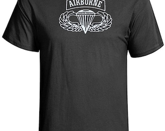 AIRBORNE Army Military T-Shirt