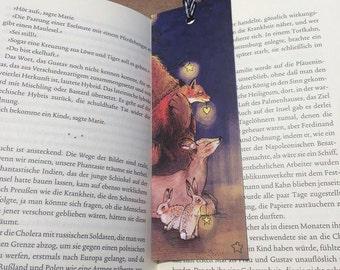 "Bookmark ""Peaceful Winter"""