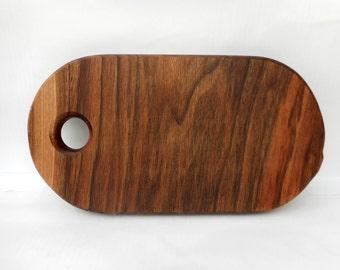 Handmade Black Walnut solid cutting board