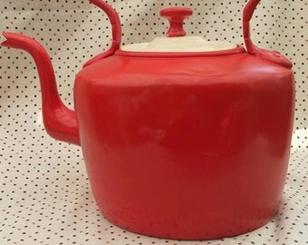 Upcycled Vintage Kettle