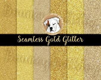 Gold glitter digital paper - glitter background golden glitter texture gold background digital gold texture invitation design commercial use