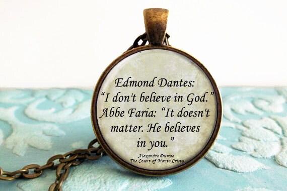 I Don't Believe In God. It Doesn't Matter. He Believes