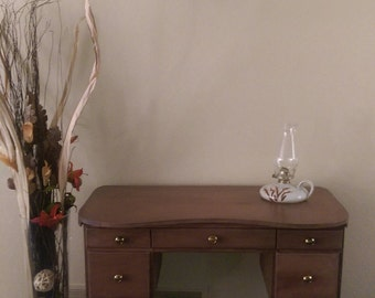 custom standing desk kidney shaped mid. antique vintage retro kidney shaped shabby chic desk vanity handmade handpainted 1950u0027s custom standing mid i