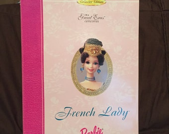 Vintage Barbie, collectible Barbie, French lady, French Barbie, vintage barbie