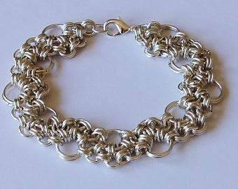 Stepping Stones Chainmaille Bracelet