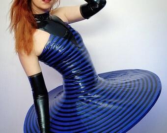 Plan 9 latex dress
