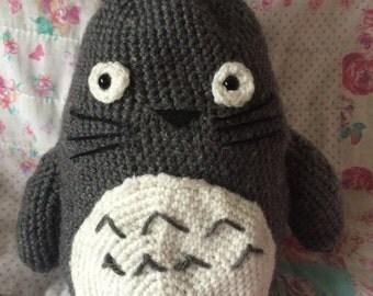 Crochet My Neighbor Totoro