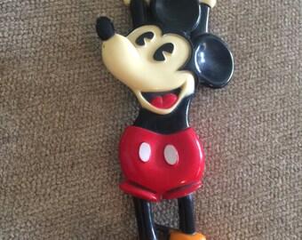 Mickey Mouse Back Scratcher Vintage Mickey Walt Disney Mickey Mouse Back Scratcher