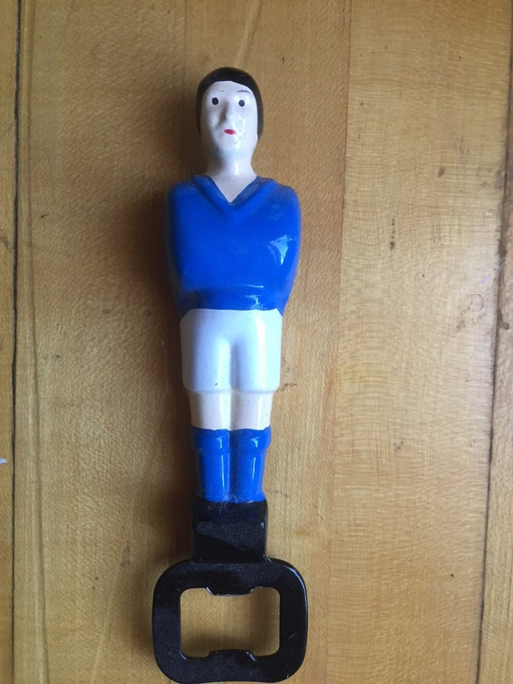 Vintage Soccer/football Bottle Opener