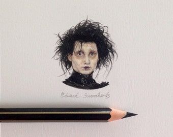 Miniature of Edward Scissorhands