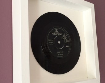 From Me To You - Framed Vinyl Gift