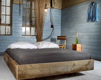 Floating bed CADANET