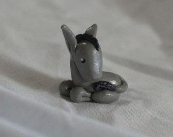 Polymer Clay Nativity Animal